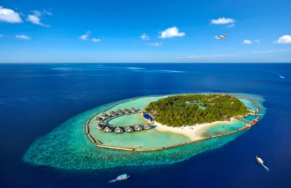 5 أيام Holiday Island Resort